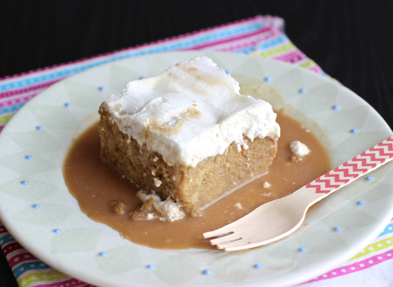 Tres Leches de Café (Coffee Three Milks Cake)