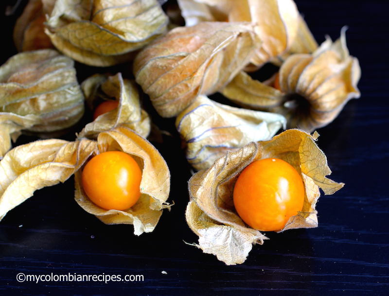 Ají de Uchuvas (Gooseberry Hot Sauce)
