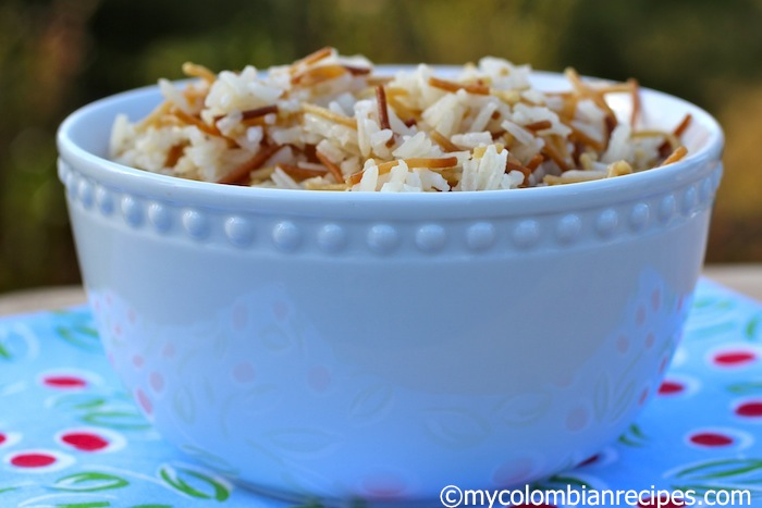 10 rice side dishes