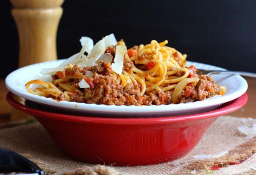 "<span class=""p-name"">Barilla® Spaghetti with San Marzano Tomato Meat Sauce</span>"