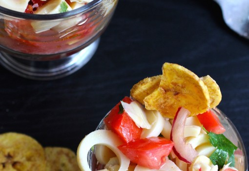 "<span class=""p-name"">Ceviche Vegetariano (Vegetable Ceviche)</span>"