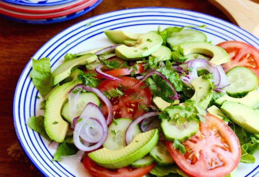 "<span class=""p-name"">Simple Side Salad</span>"