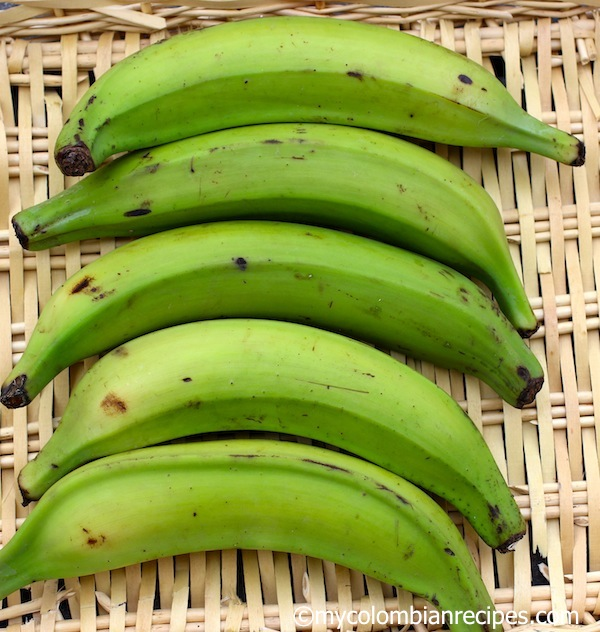 Arepas de Plátano Verde (Green Plantain Arepas)