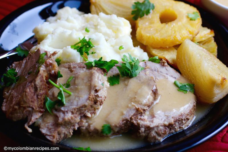 recipe: pineapple sauce for pork tenderloin [18]