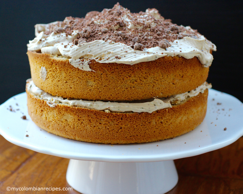 Torta de Café (Coffee Flavored Cake)