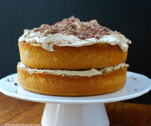 Torta de cafe-coffee cake