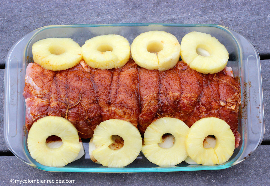 recipe: pineapple sauce for pork tenderloin [31]