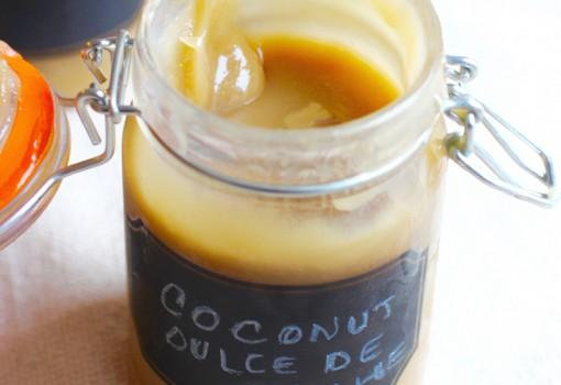 Arequipe de Coco (Coconut Dulce de Leche) |mycolombianrecipes.com