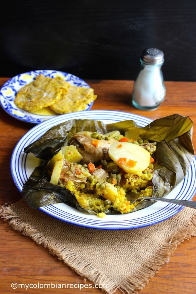 colombian tamales (tamales colombianos)