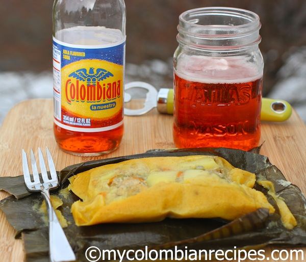 6 Colombian Tamales