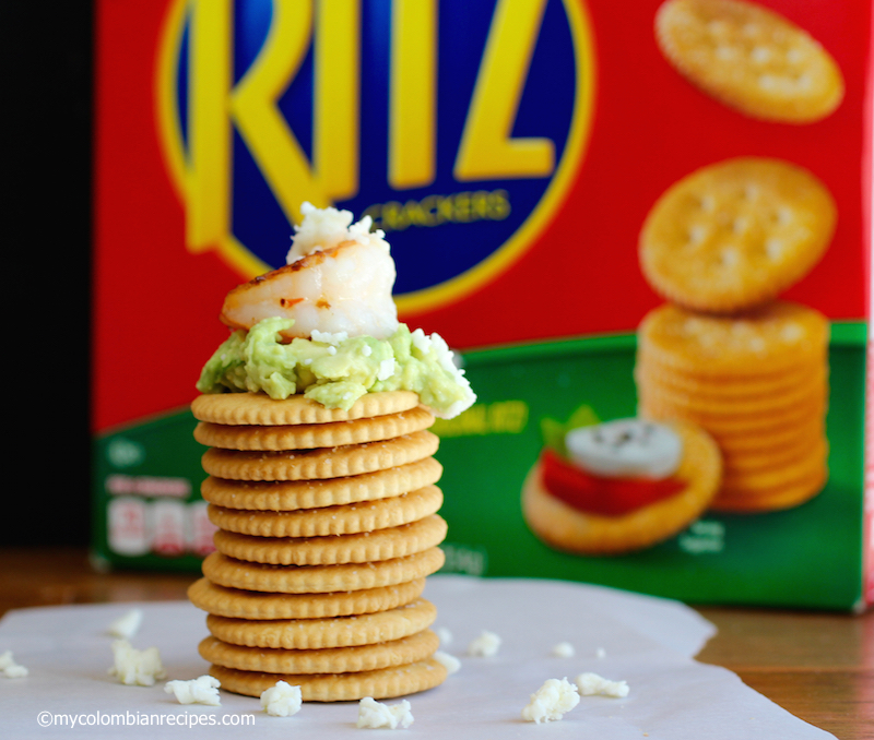 Ritz appetizer