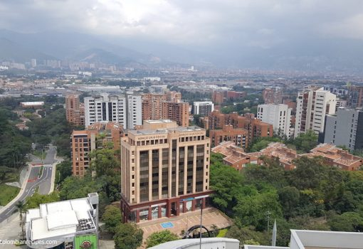 Our Family Trip to Medellín, Colombia, the Beginning…