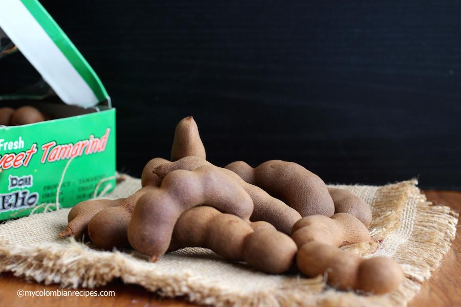 Bolas de Tamarindo (Tamarind Sweet Balls)