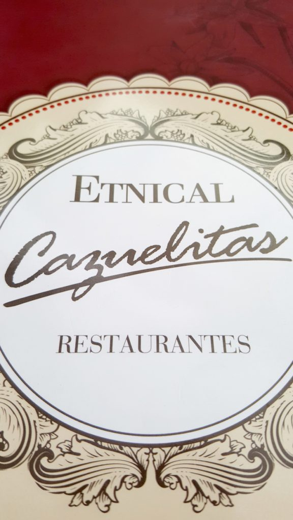 Restaurante Cazuelitas Review