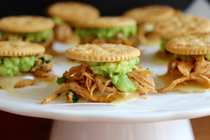 Shredded Chipotle Chicken RITZwich
