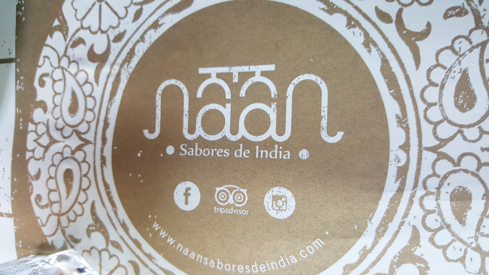 Review of Restaurante Naan, Medellín
