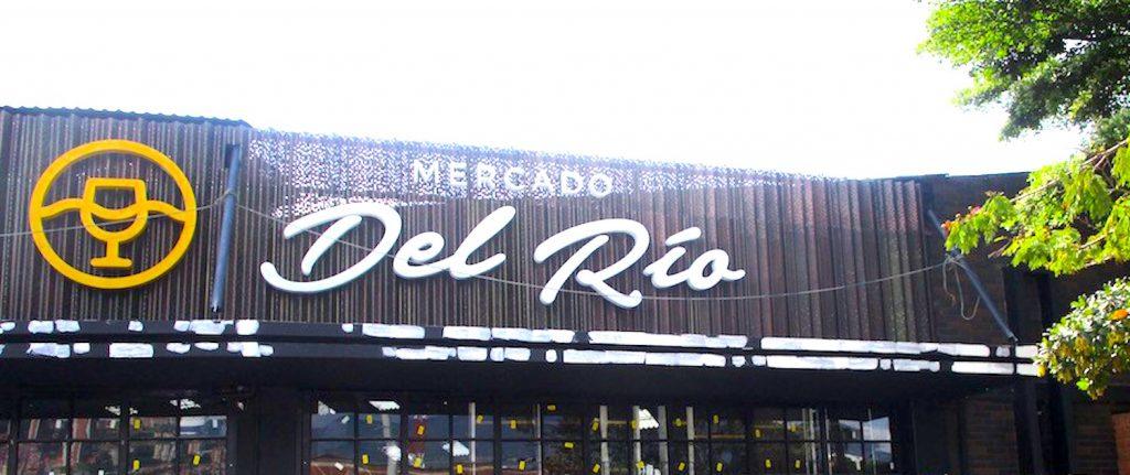 Mercado del Rio, Medellín