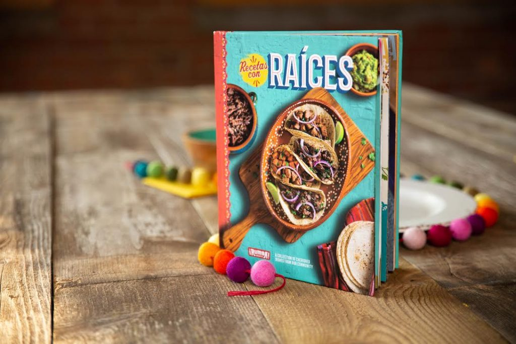 Recetas con Raices Cookbook
