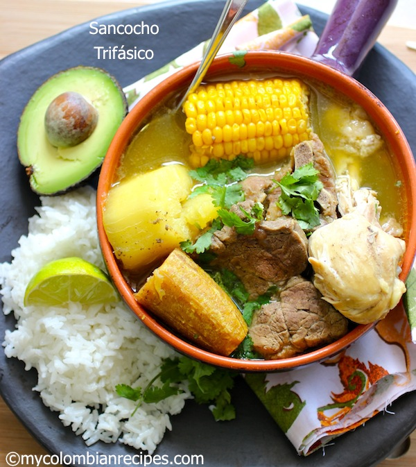 All About Colombian Food