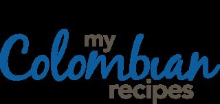 Colombian Recipe Logoc